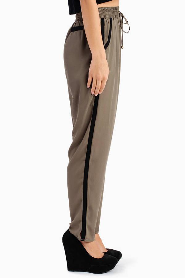 Natasha Drawstring Pants