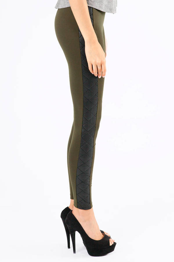 Live And Learn Leggings