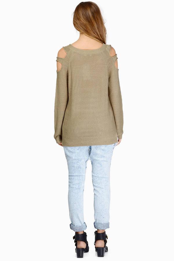 Loosen Up Sweater