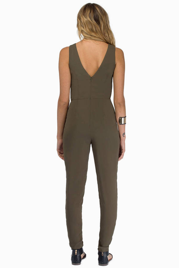 Speak Up Jumpsuit