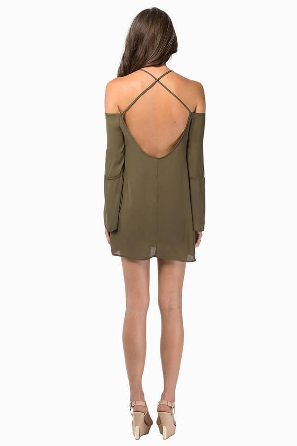 Take Me Back Dress
