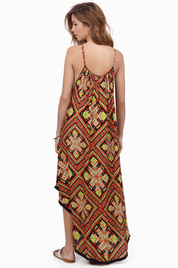 Necalli Maxi Dress