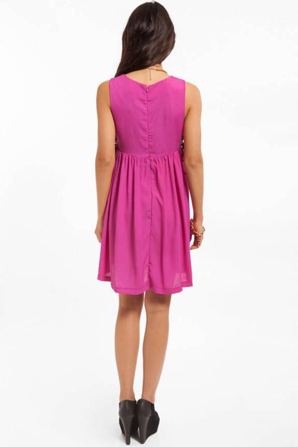 Strung Out Dress