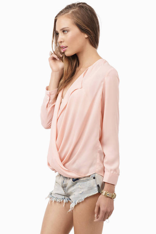 Misty Haze Blouse