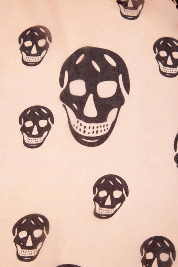Skully Scarf