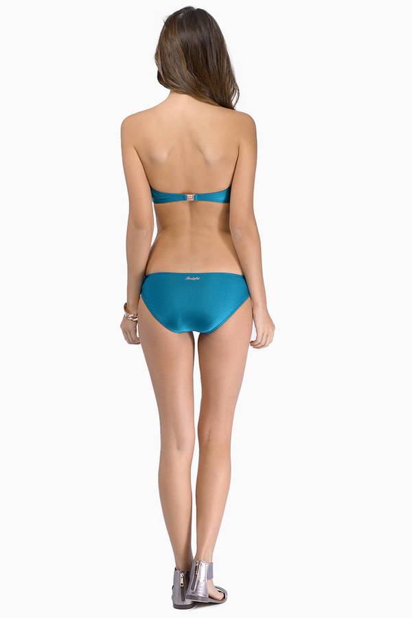 Insight Cult Classic Bandeau Bikini Set