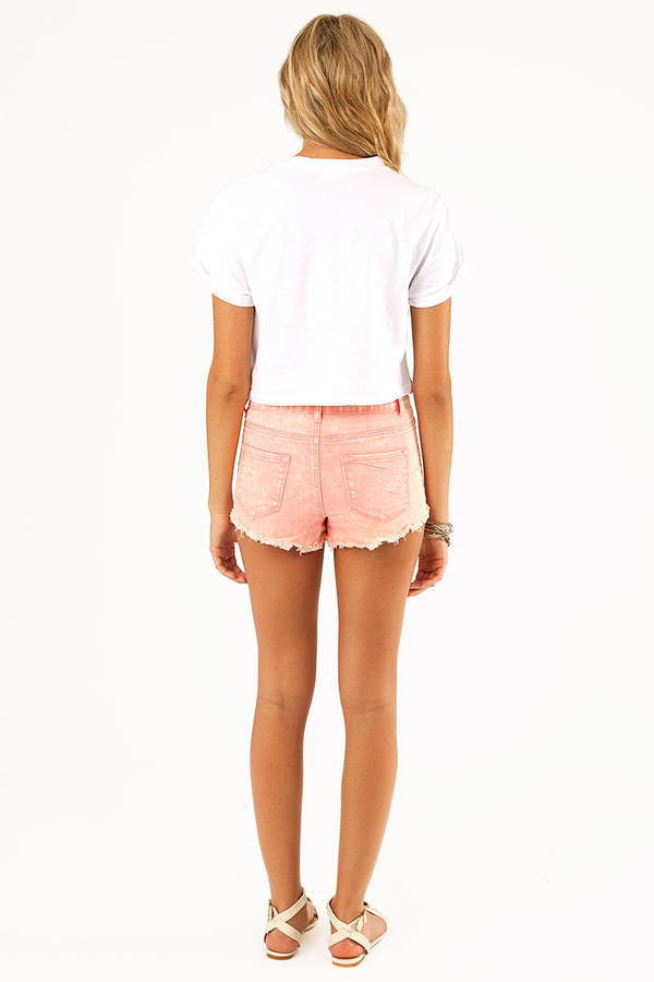 Nora High Waisted Shorts