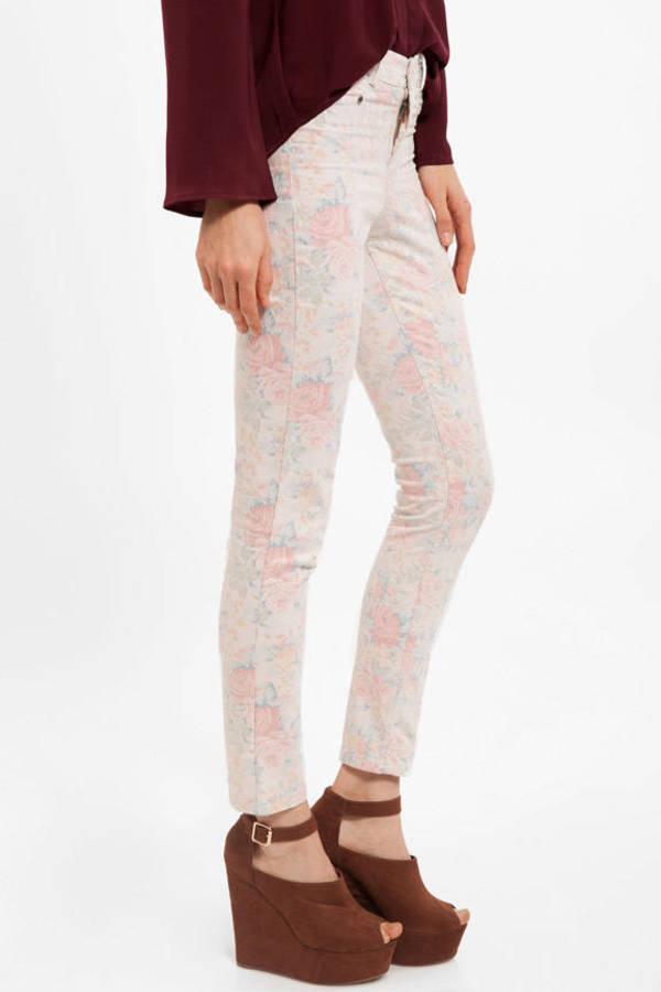 Rosalinda Skinny Pants