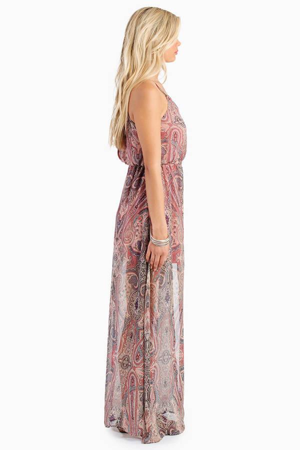 Charming Dreams Maxi Dress