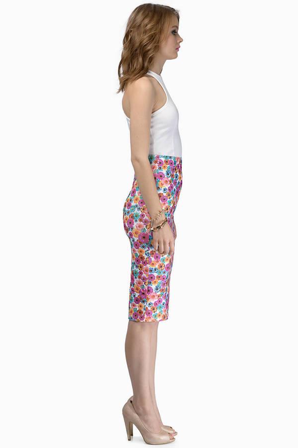 Daisy Days Skirt