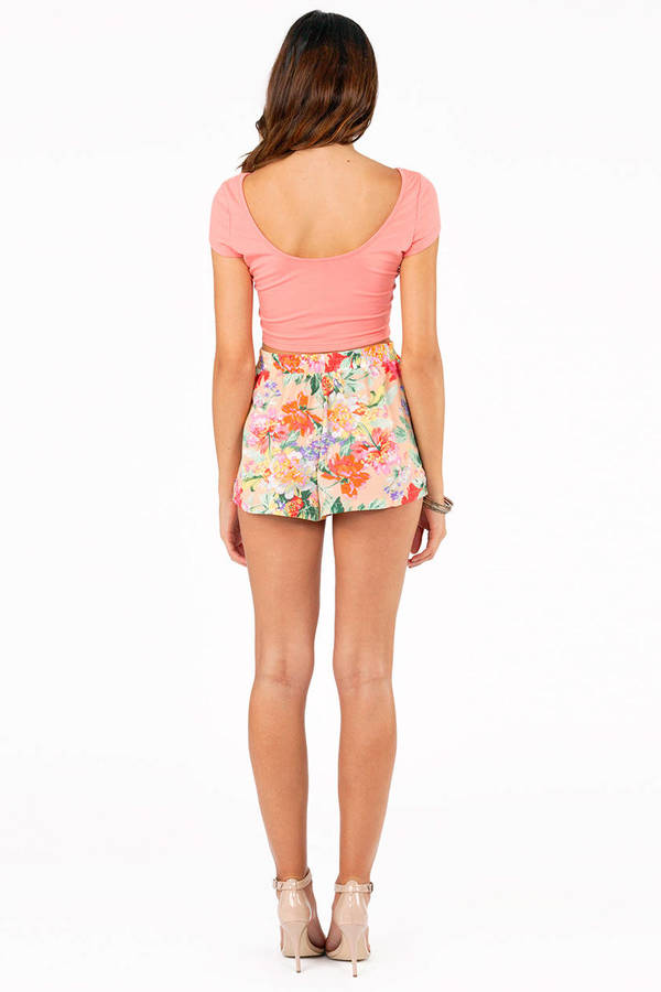 My Little Peony Shorts