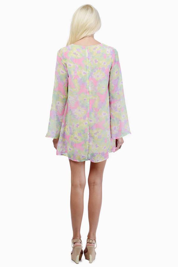 Stevie Tie Dye Dress