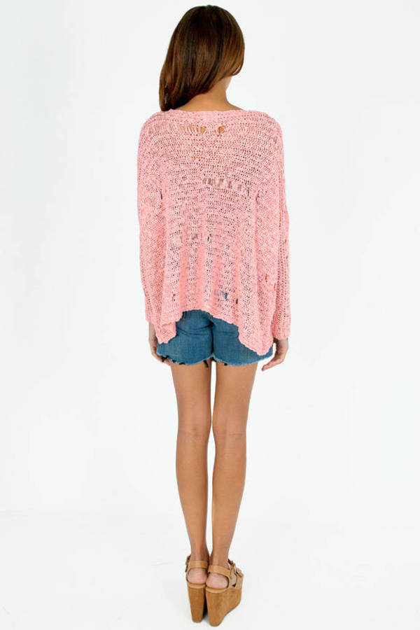 Getting Knitty Sweater