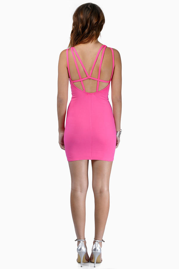 Girls Night Bodycon Dress