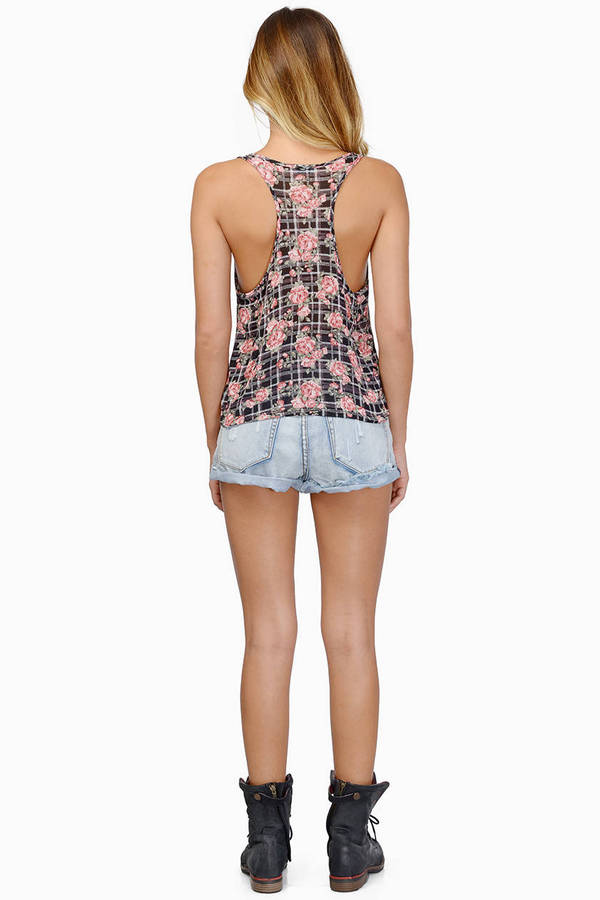 First Glance Tank Top