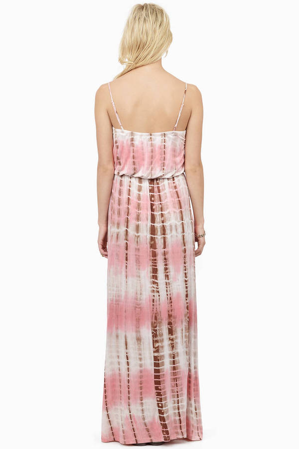 By The Bay Maxi Dress