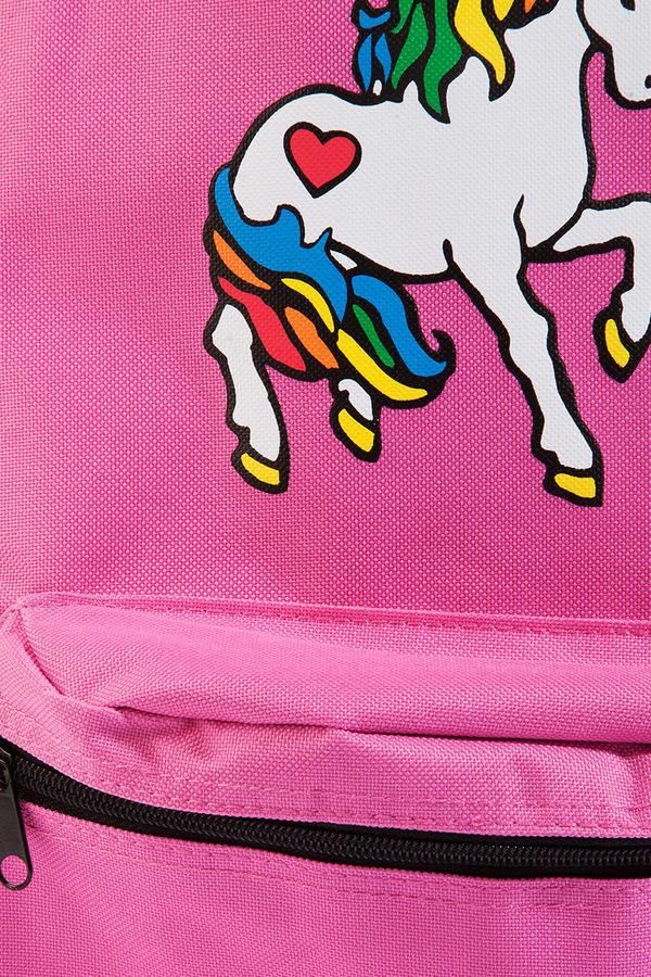 Unicorn Nylon Backpack