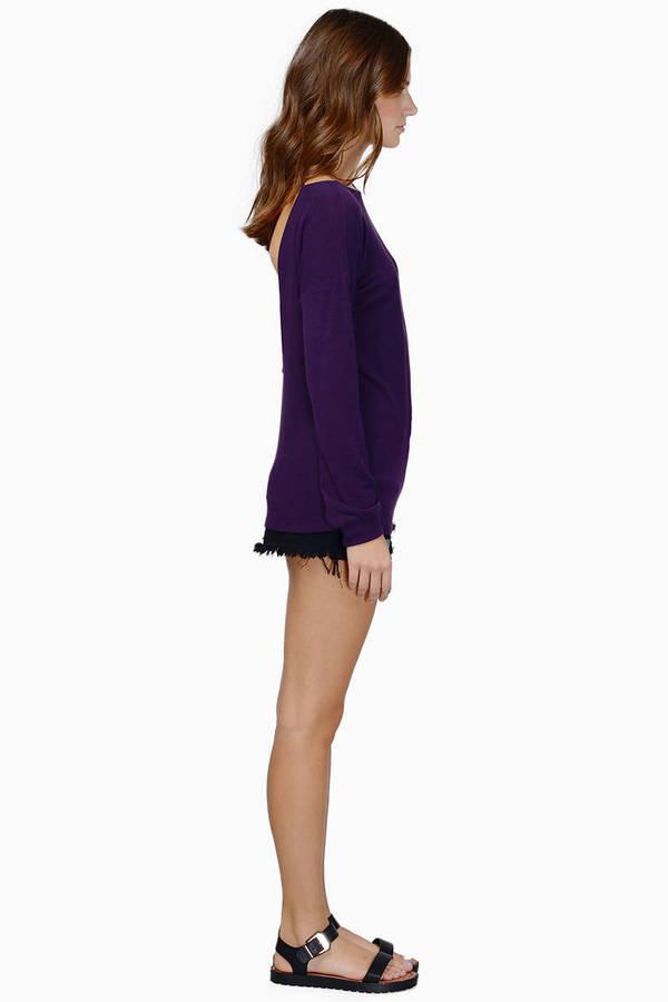 Comeback Sweater