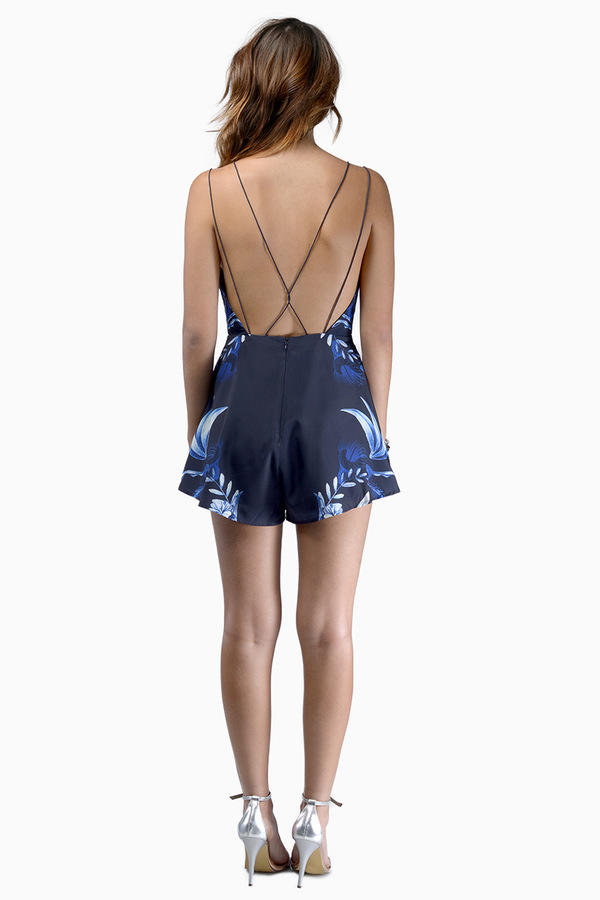 Keepsake Be My Escape Playsuit