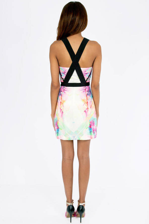 Finders Keepers War Machine Dress