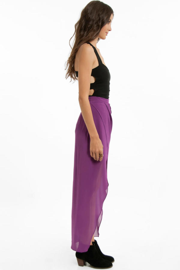 Gypsy Girl Maxi Skirt