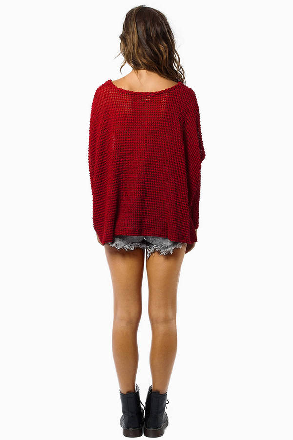 Edgemont Knit Sweater