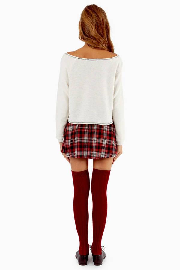 Gifted Scholar Skirt