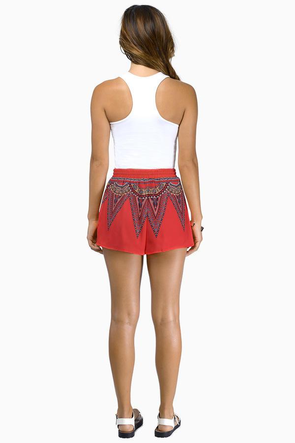 Hello Spring Shorts