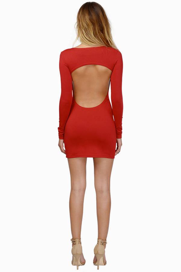 No Backing Down Dress