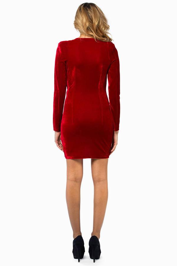 Standing Ovation Bodycon Dress