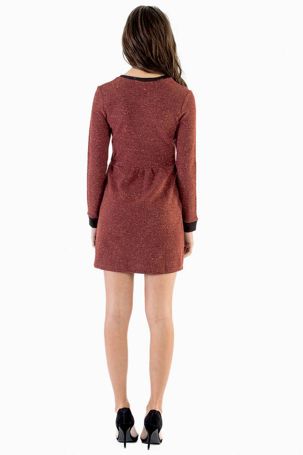 Sunday Sweater Dress