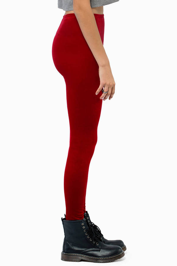 Velvette Leggings