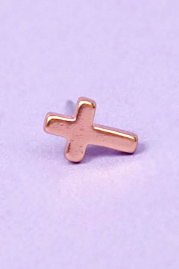Little Faith Earrings