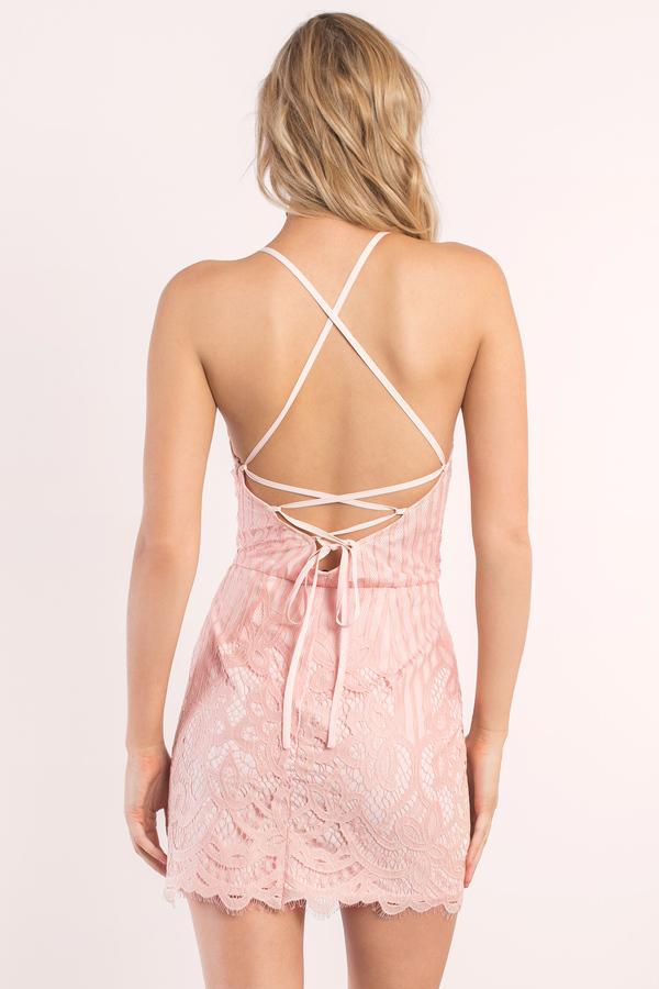 a91ef3cbb Rose Bodycon Dress - Scallop Dress - Rose Dress - Rose Bodycon - $21 ...