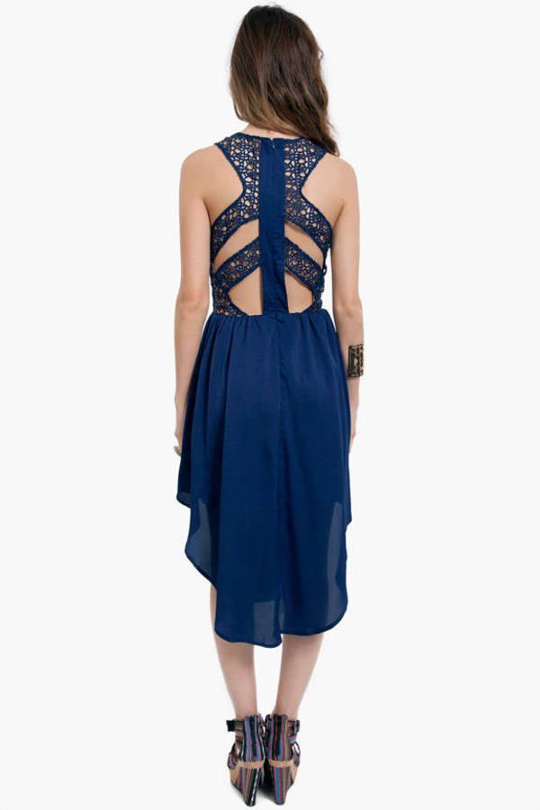 Keepsake Simple Song Mini Dress