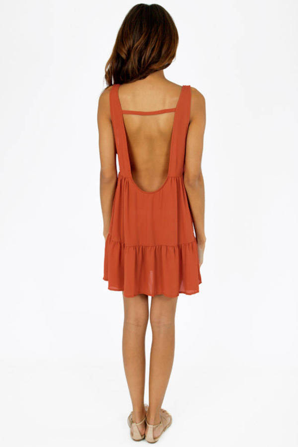 Raina Ruffled Tier Dress