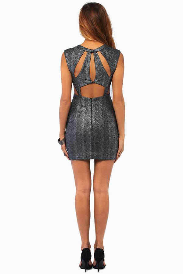 Aura Cut Out Dress