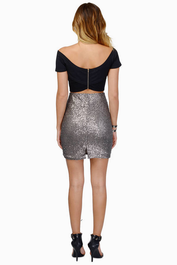 Find black sequin skirt at ShopStyle. Shop the latest collection of black sequin skirt from the most popular stores - all in one place.