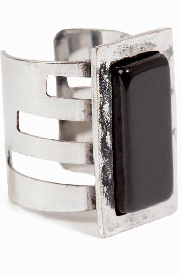 Cabachon Ring