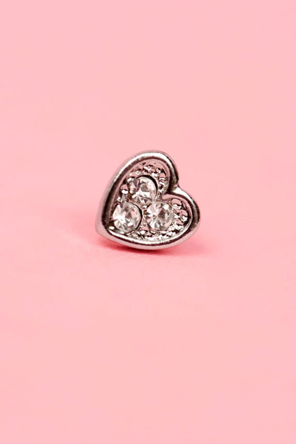 Heart That Stud Earrings