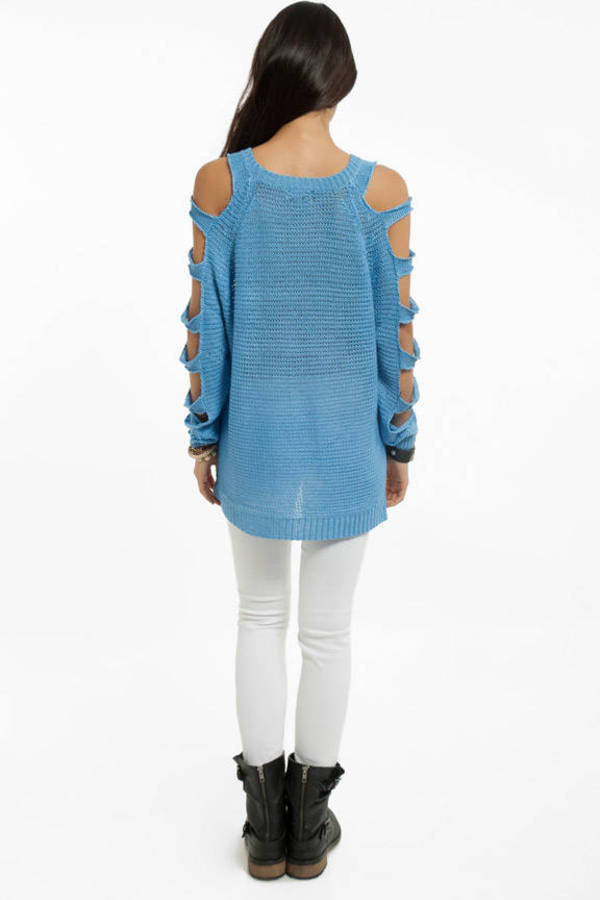 Right or Rung Sweater