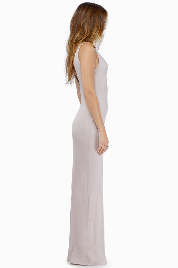 Take A Hint Maxi Dress