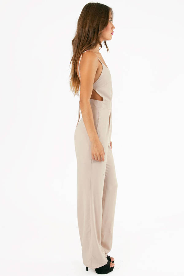 Tyler Intersecting Jumpsuit