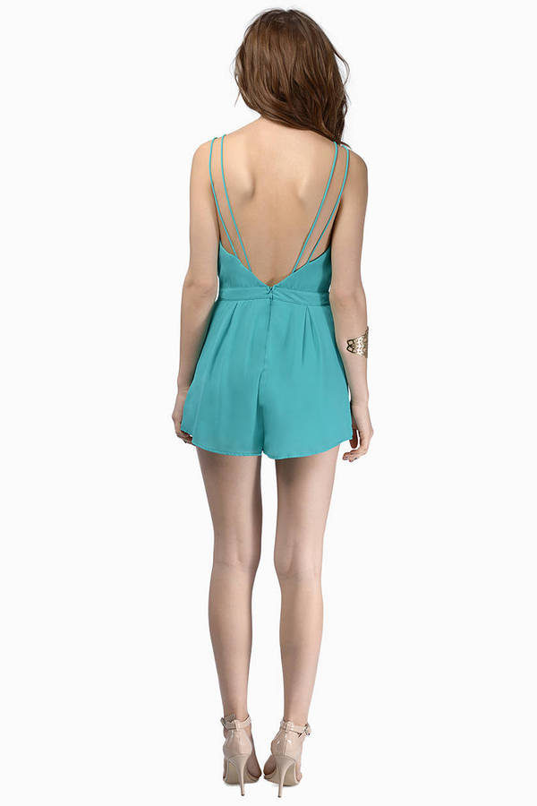 Double The Fun Romper