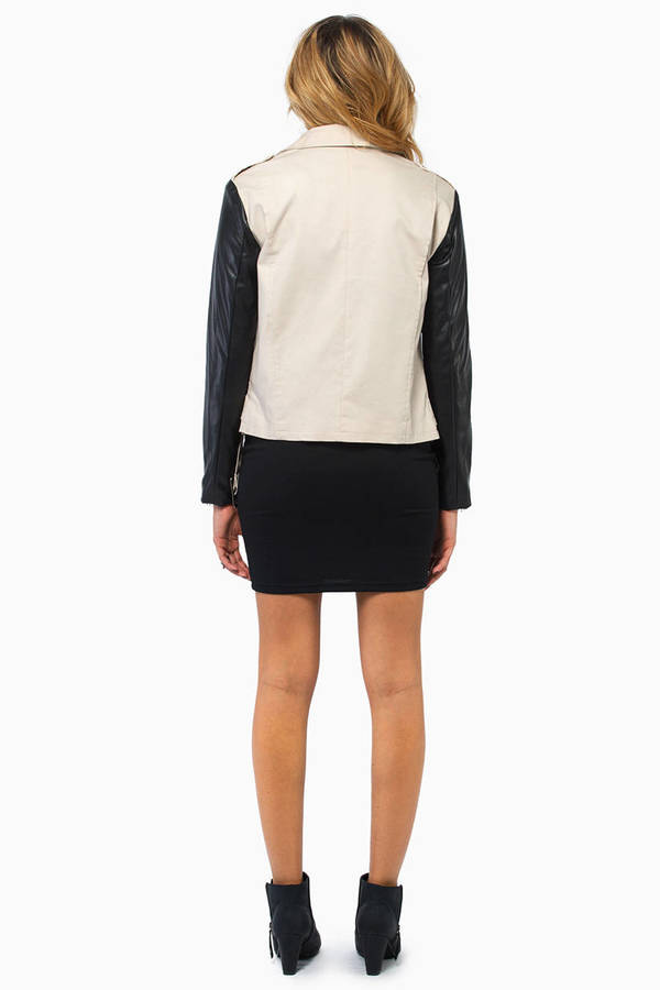 De Philo Divergent Zip Up Jacket