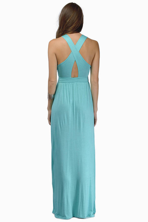 In A Trance Maxi Dress