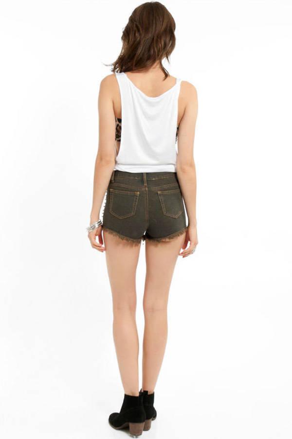 Spike Alike Shorts