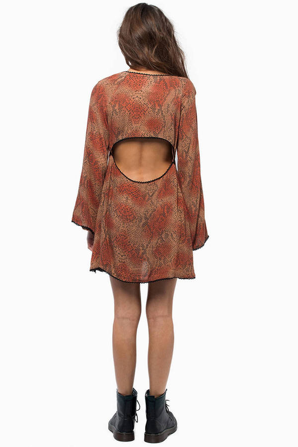 One Teaspoon Viper Bowie Dress