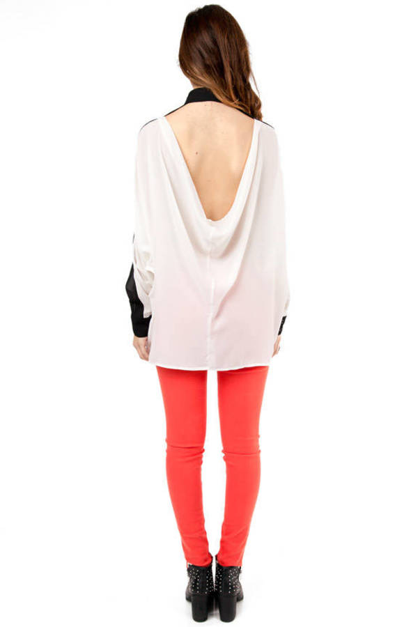 Easy Perfection Blouse