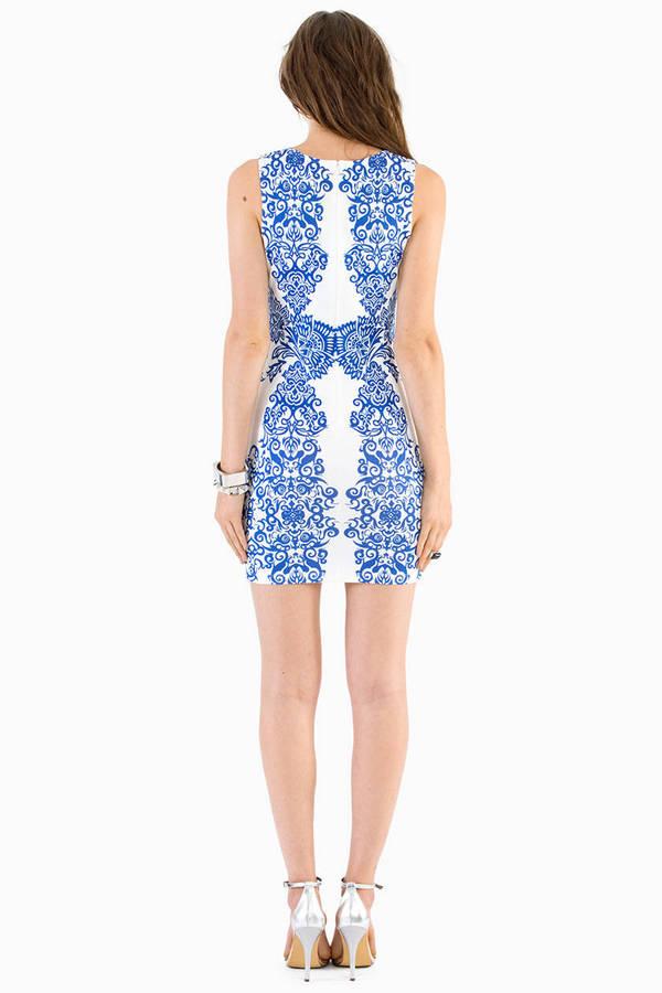 Hallie Bodycon Dress